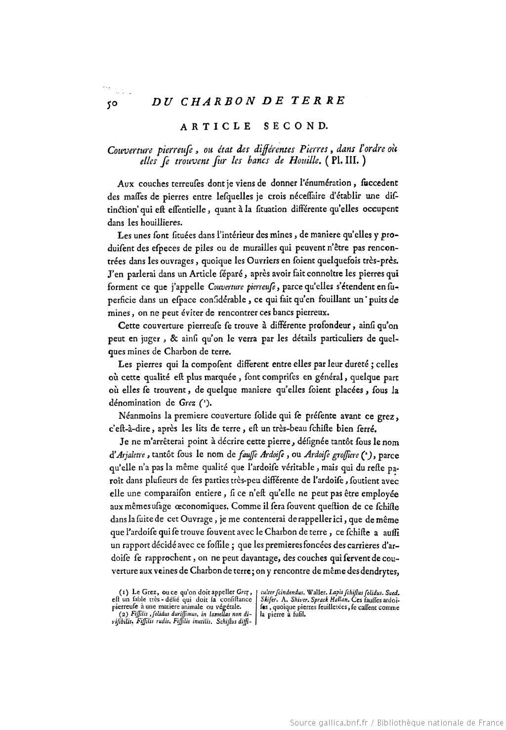 Argelette, Arjaletre (fausse ardoise ou ardoise grossière), Arjalette Artexp11