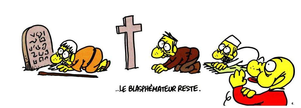 Cabu, Wolinski, Charb, Tignous et Honoré... Je suis Charlie Charb_12
