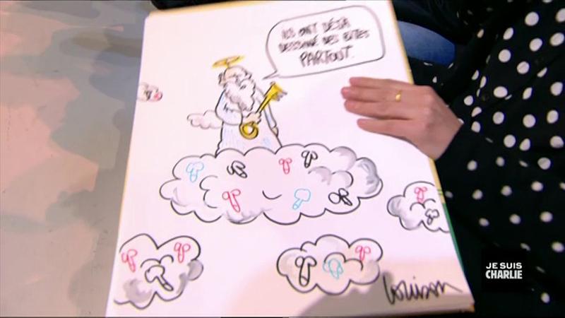 Cabu, Wolinski, Charb, Tignous et Honoré... Je suis Charlie Charli10