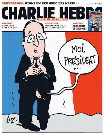 Cabu, Wolinski, Charb, Tignous et Honoré... Je suis Charlie Charli12