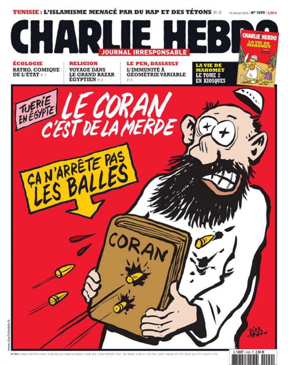 Cabu, Wolinski, Charb, Tignous et Honoré... Je suis Charlie Charli13