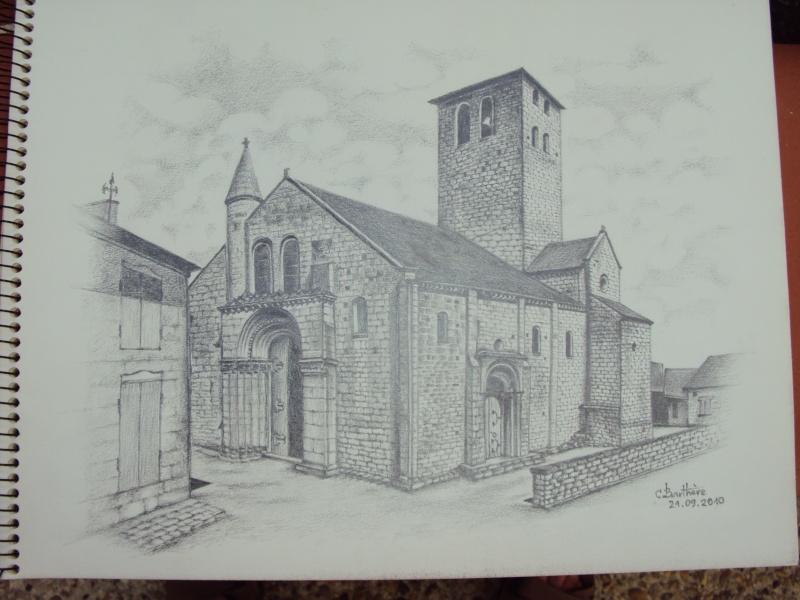 Traces de Siorac Eglise10