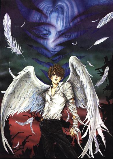 Angel Sanctuary Angel110