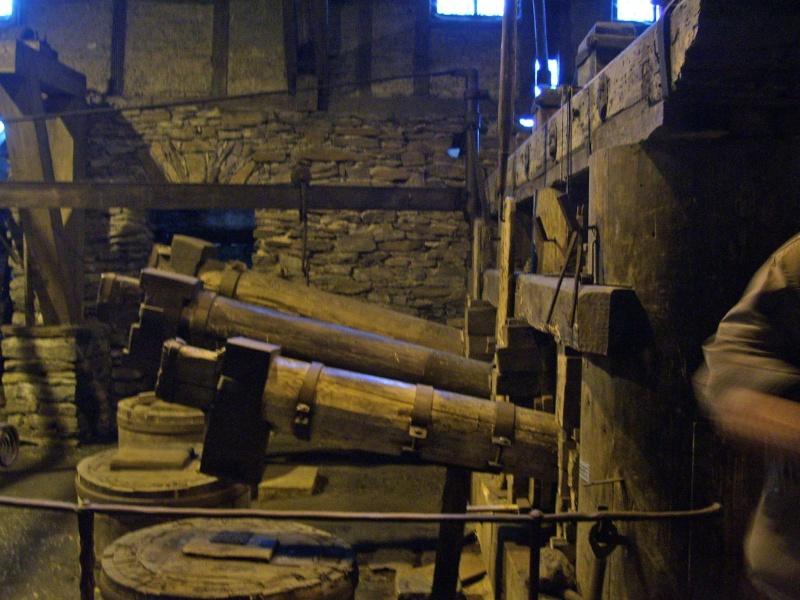 """Der """"Frohnauer Hammer"""" - Schmiede mit Wasserrad 100_6712"""