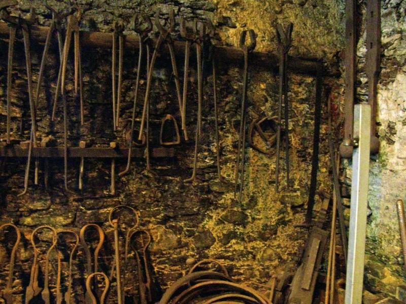 """Der """"Frohnauer Hammer"""" - Schmiede mit Wasserrad 100_6720"""