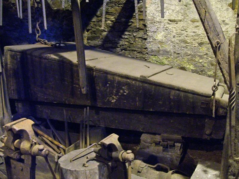 """Der """"Frohnauer Hammer"""" - Schmiede mit Wasserrad 100_6724"""