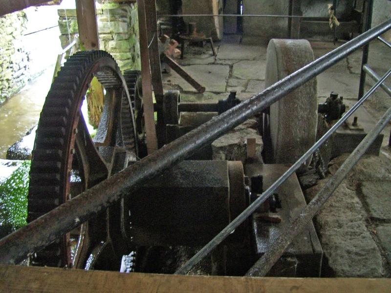 """Der """"Frohnauer Hammer"""" - Schmiede mit Wasserrad 100_6727"""