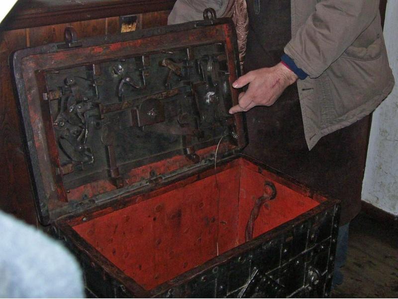 """Der """"Frohnauer Hammer"""" - Schmiede mit Wasserrad 100_6734"""