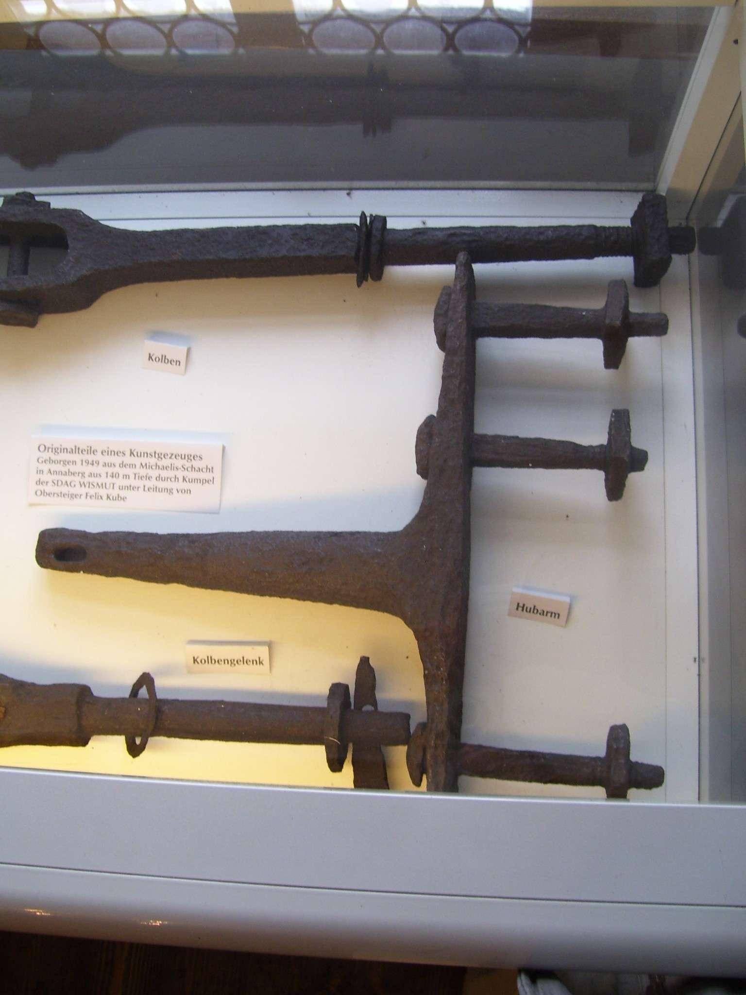 """Der """"Frohnauer Hammer"""" - Schmiede mit Wasserrad 100_6741"""