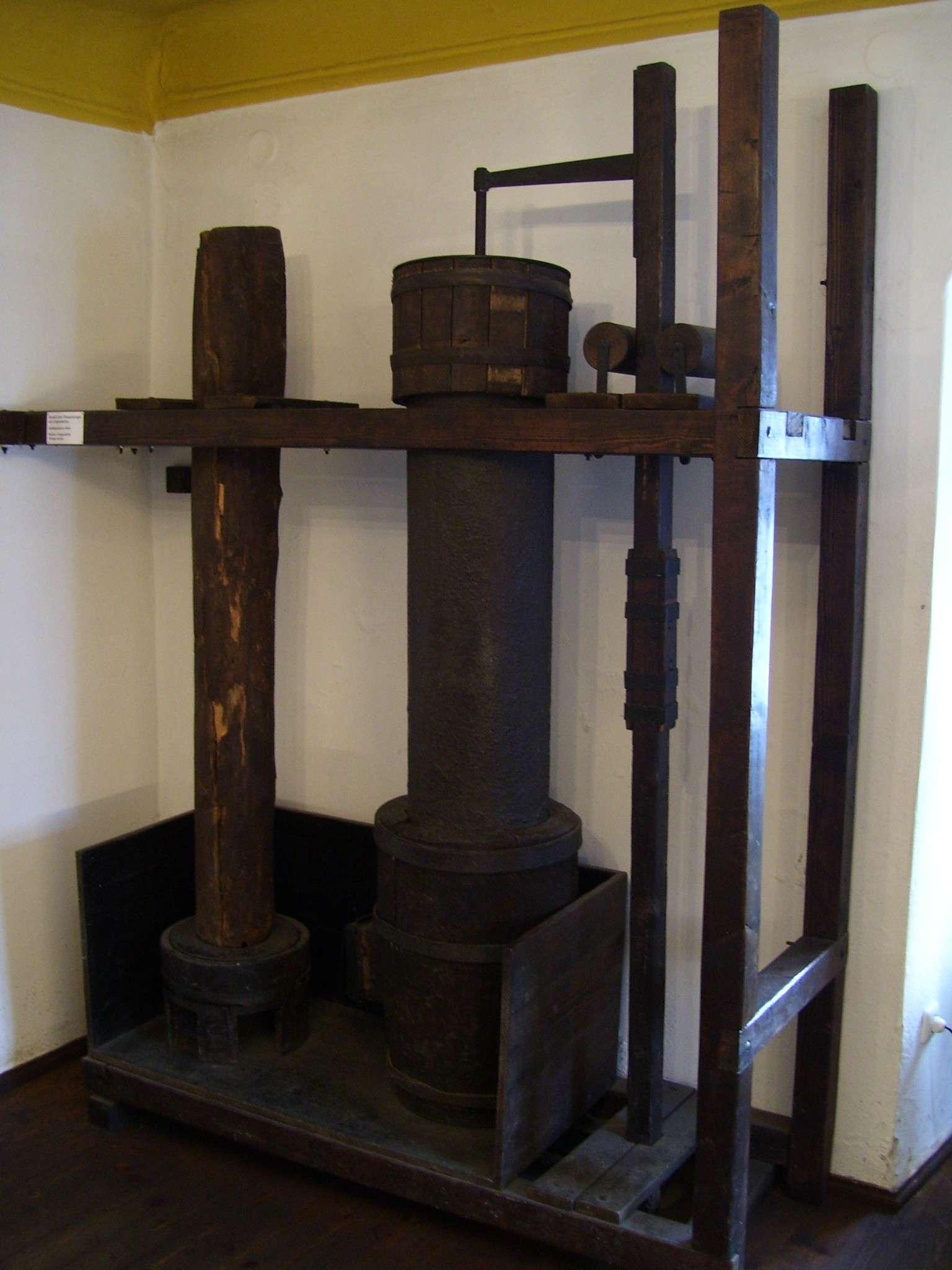 """Der """"Frohnauer Hammer"""" - Schmiede mit Wasserrad 100_6751"""