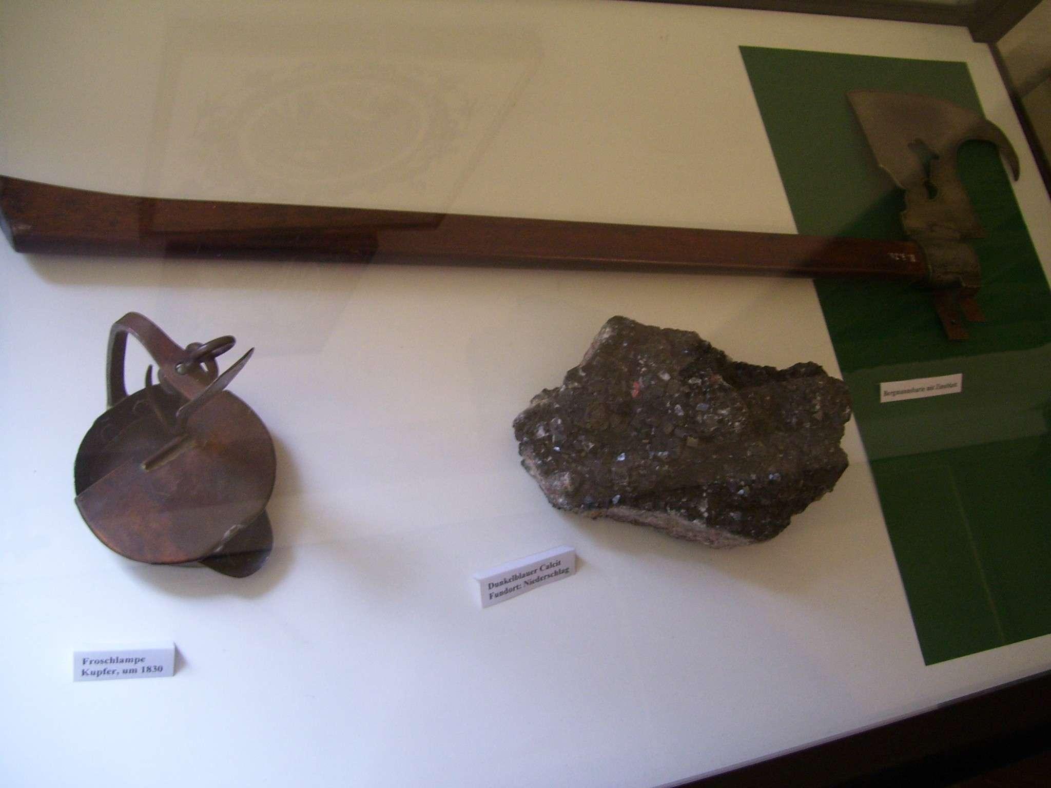 """Der """"Frohnauer Hammer"""" - Schmiede mit Wasserrad 100_6753"""