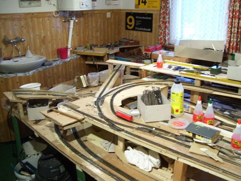 Neubau unserer Modellbahnanlage - Seite 3 100_7253