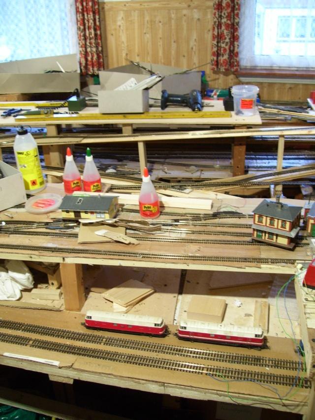 Neubau unserer Modellbahnanlage - Seite 3 100_7254