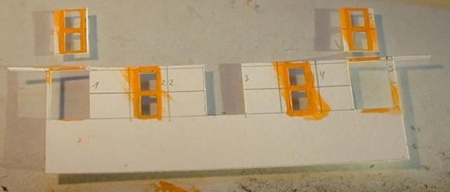 Behelfs-Personenwagen der K. Sächs. Sts. E.B. in HO  die zweite 149-1310