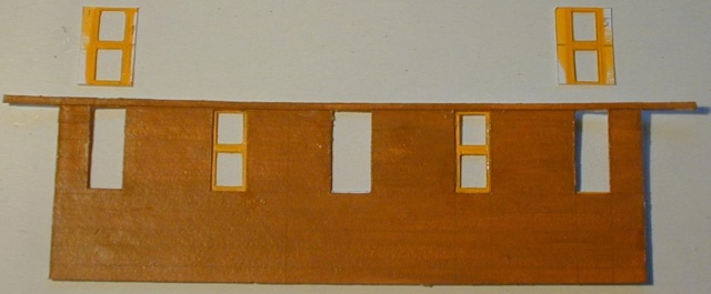 Behelfs-Personenwagen der K. Sächs. Sts. E.B. in HO  die zweite 149-1410