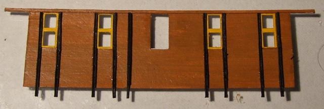 Behelfs-Personenwagen der K. Sächs. Sts. E.B. in HO  die zweite 149-1510