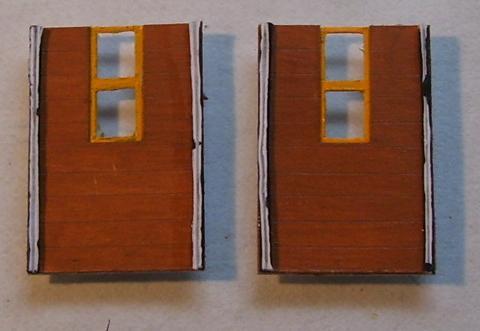Behelfs-Personenwagen der K. Sächs. Sts. E.B. in HO  die zweite 149-1810