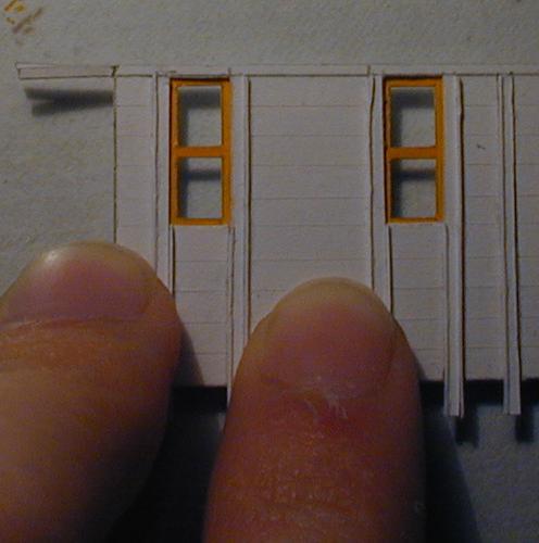 Behelfs-Personenwagen der K. Sächs. Sts. E.B. in HO  die zweite 149-510