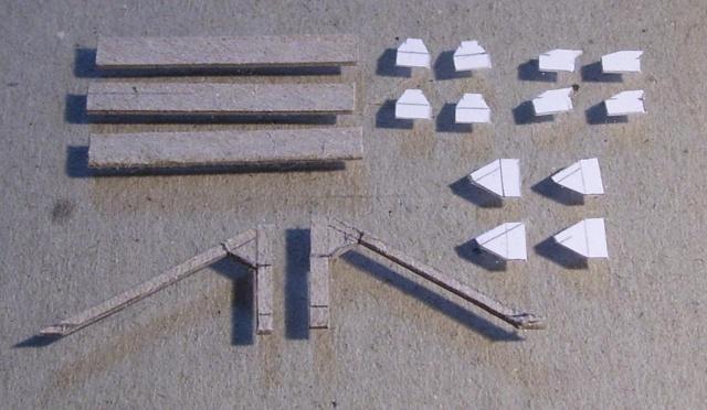 Ein einfacher Prellbock in HO 152-0210