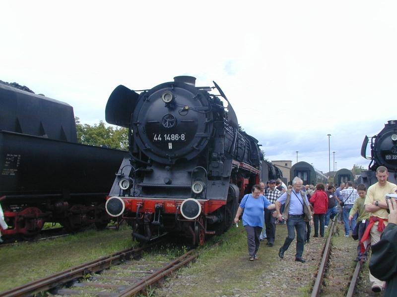 Dampftage Meiningen 2008 44-2410