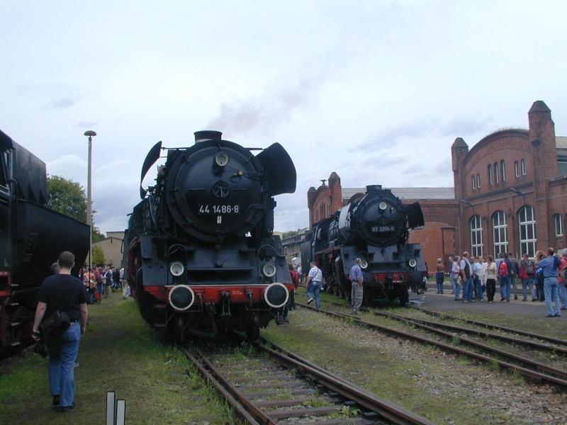 Dampftage Meiningen 2008 44-2510