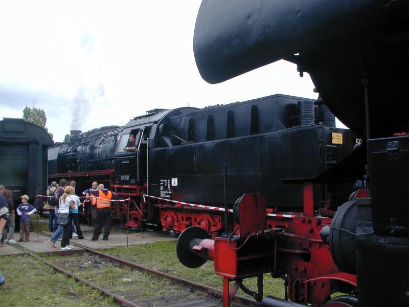 Dampftage Meiningen 2008 50-2410