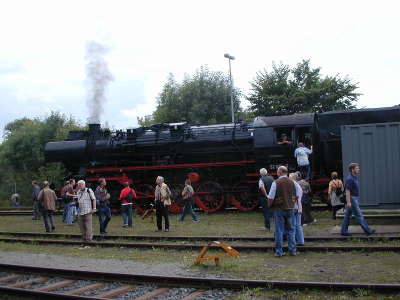 Dampftage Meiningen 2008 52-2810