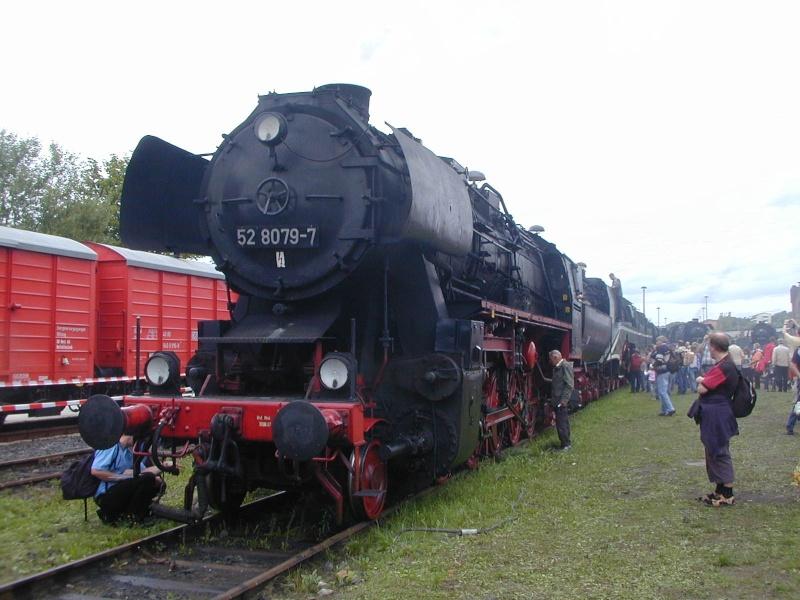 Dampftage Meiningen 2008 52-3110