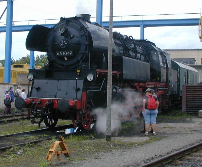 Dampftage Meiningen 2008 65-0110