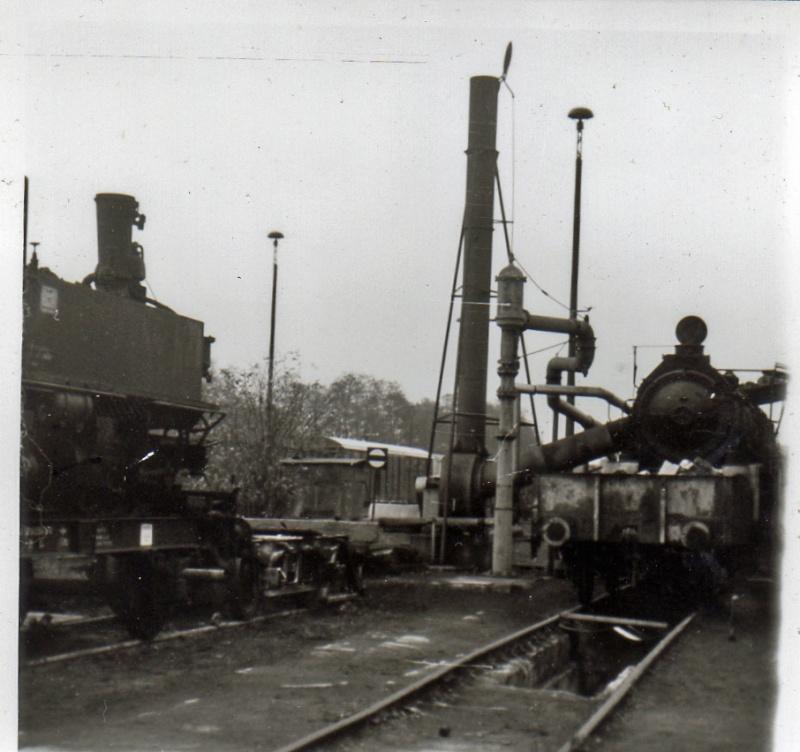 sächsische Schmalspurbahn - 750mm-Schmalspurlokomotiven  - Seite 2 Ddr03610
