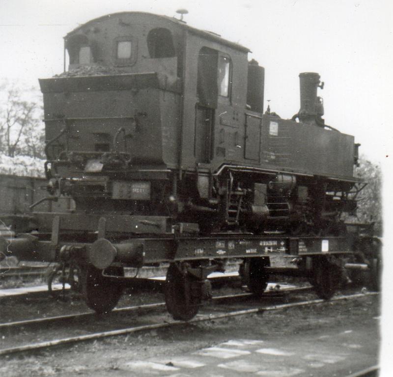 sächsische Schmalspurbahn - 750mm-Schmalspurlokomotiven  - Seite 2 Ddr03910