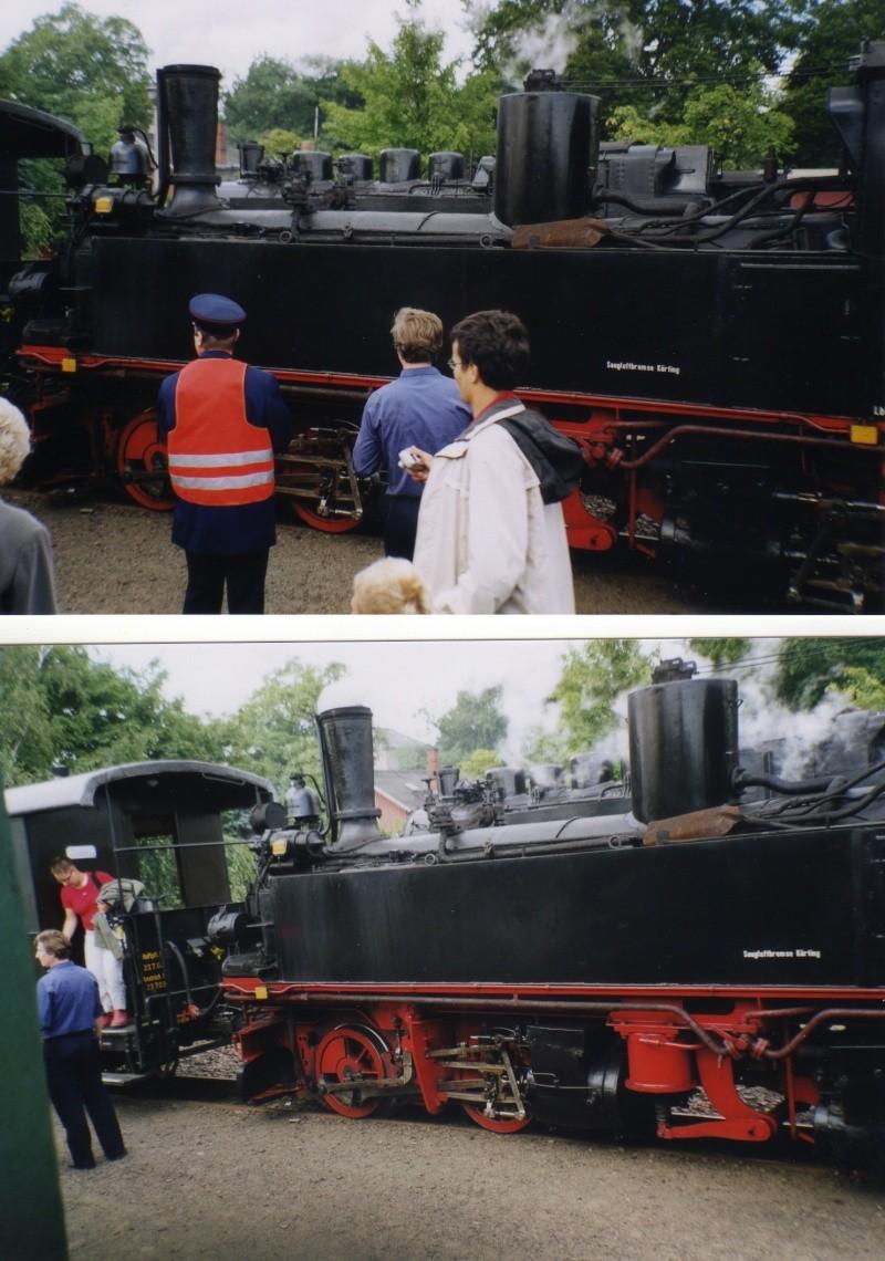 sächsische Schmalspurbahn - 750mm-Schmalspurlokomotiven  Fotos013