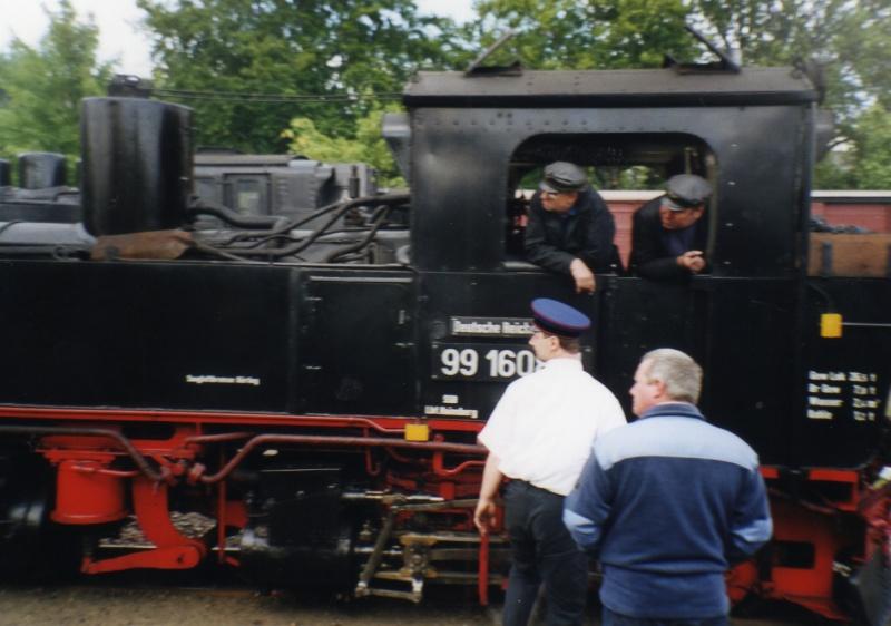 sächsische Schmalspurbahn - 750mm-Schmalspurlokomotiven  Fotos014