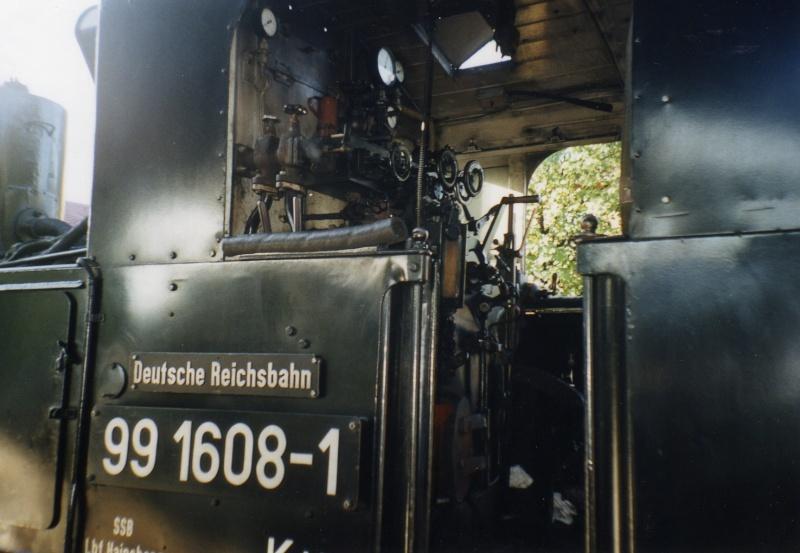 sächsische Schmalspurbahn - 750mm-Schmalspurlokomotiven  Fotos016