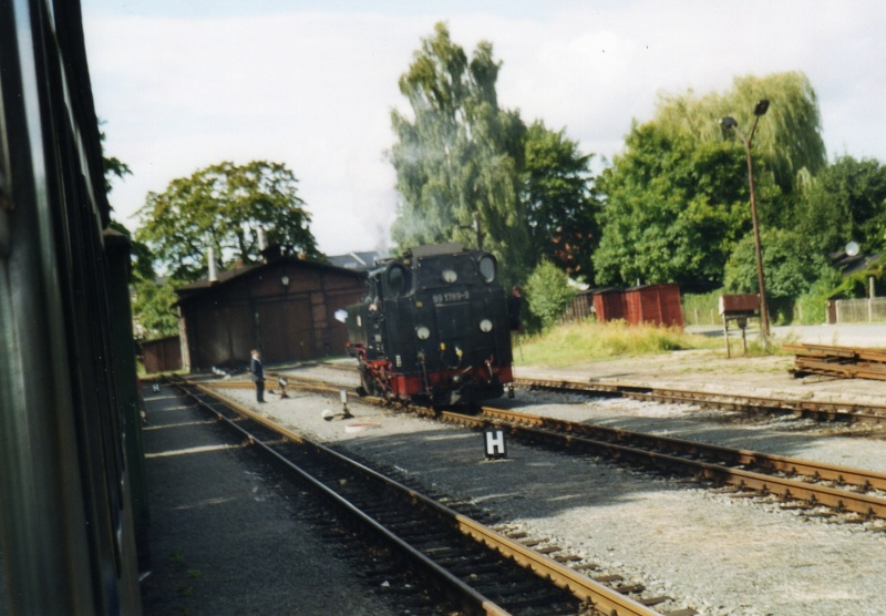 sächsische Schmalspurbahn - 750mm-Schmalspurlokomotiven  Fotos017