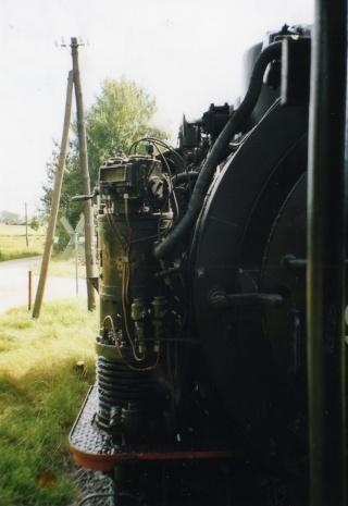sächsische Schmalspurbahn - 750mm-Schmalspurlokomotiven  Fotos022