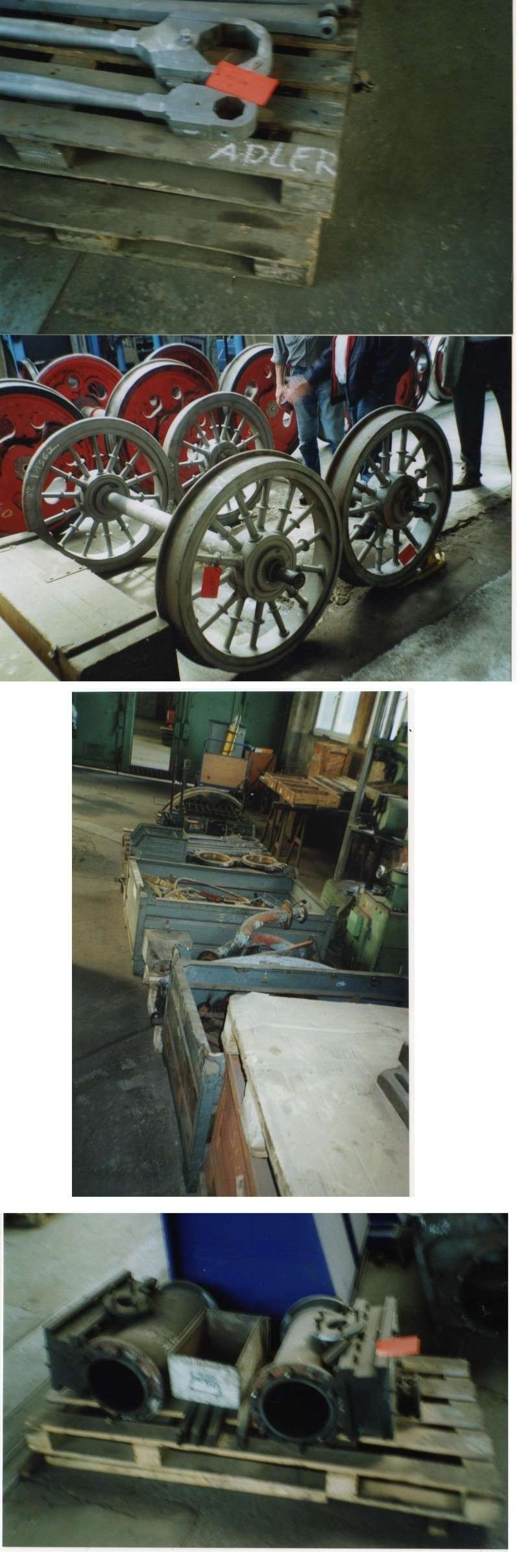 """Der Adler"" - Detailbilder Fotos025"