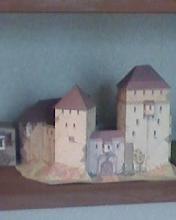 Eine kleine Burg ca.1:160 Burg10