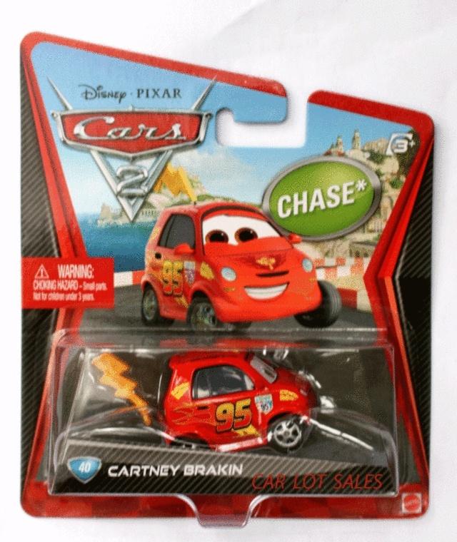 [Cars 2] Assortiment Case Q Cartne10