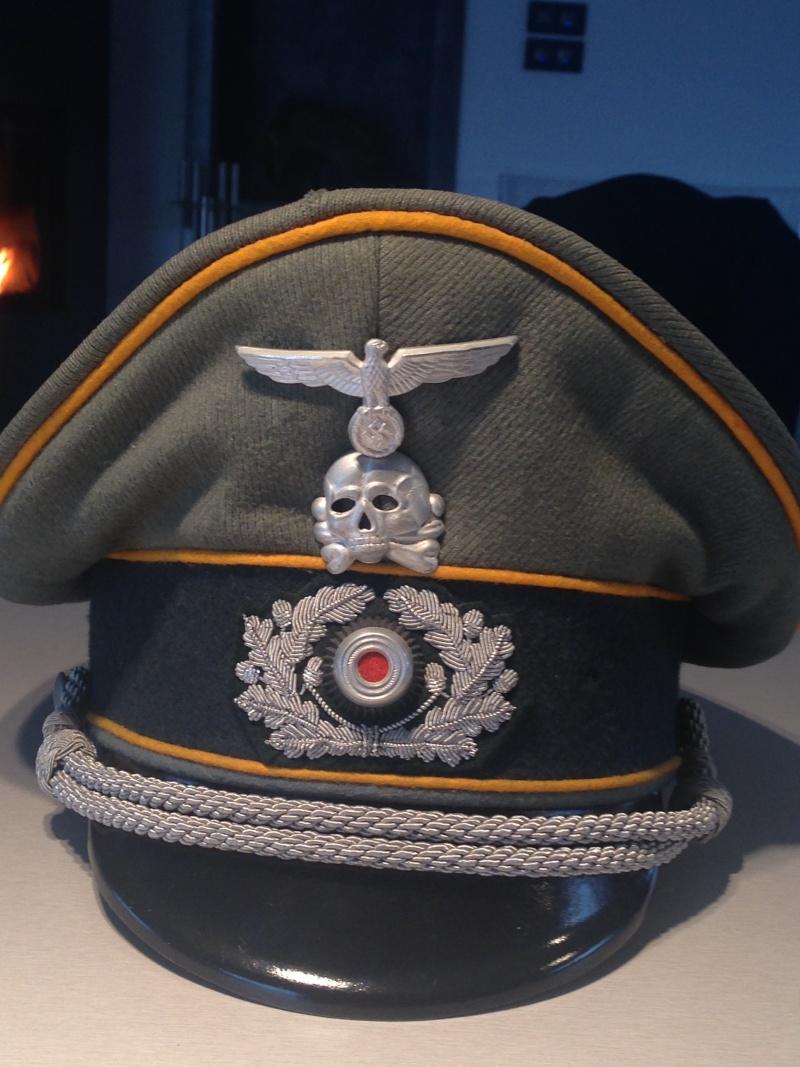 casquette cavalerie avec insigne  Photo_36