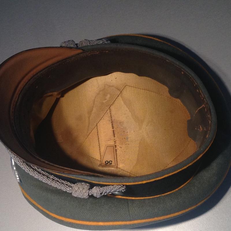 casquette cavalerie avec insigne  Photo_40