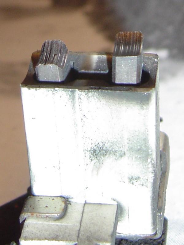 la batterie se vide en roulant Altern11