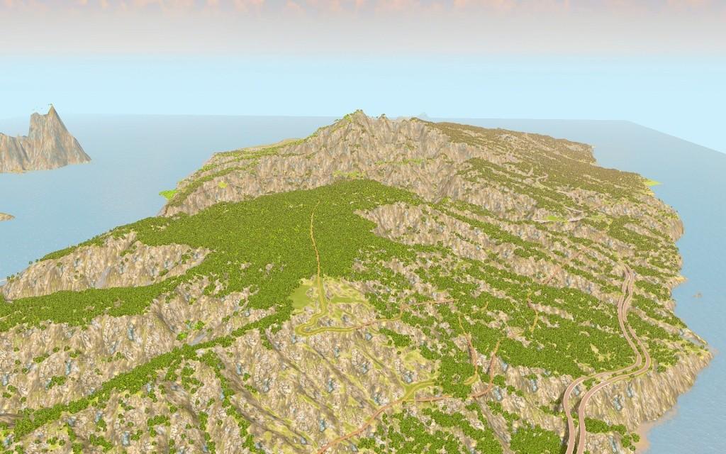 [CS] Madeira, carte basée sur un Heighmap 0a10
