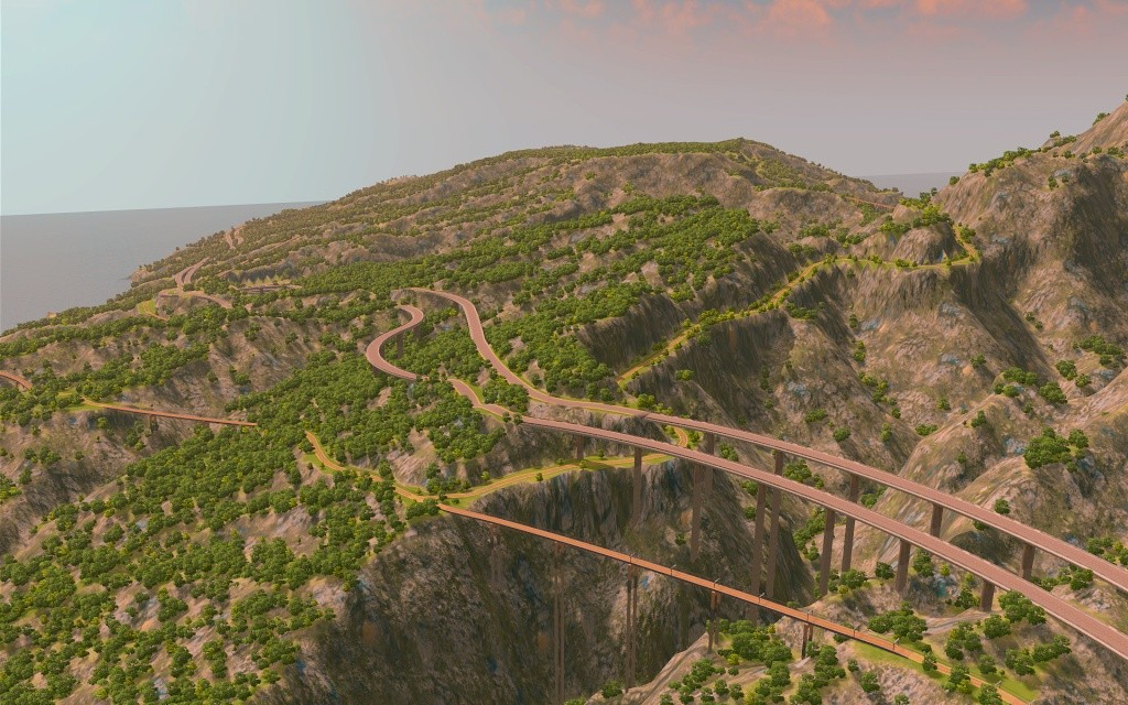 [CS] Madeira, carte basée sur un Heighmap 0f10