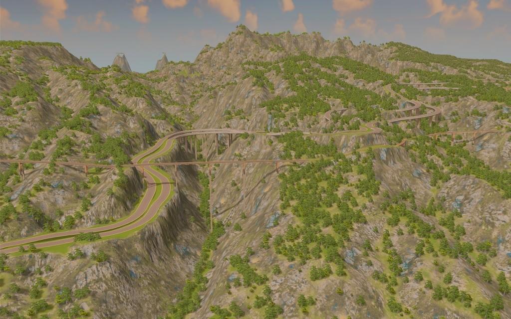 [CS] Madeira, carte basée sur un Heighmap 0g10