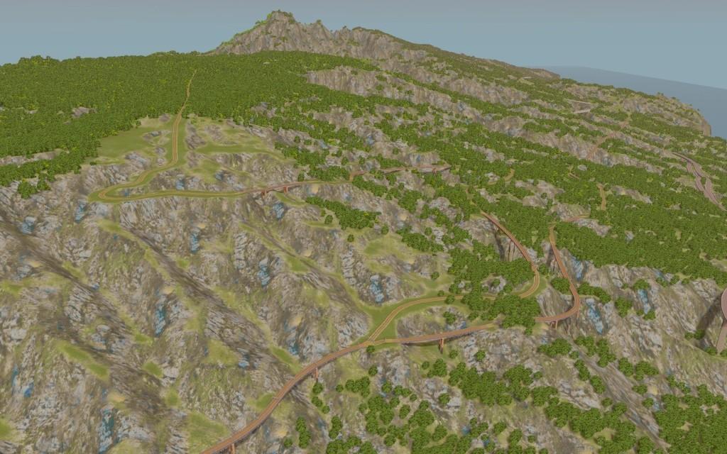 [CS] Madeira, carte basée sur un Heighmap 0h10