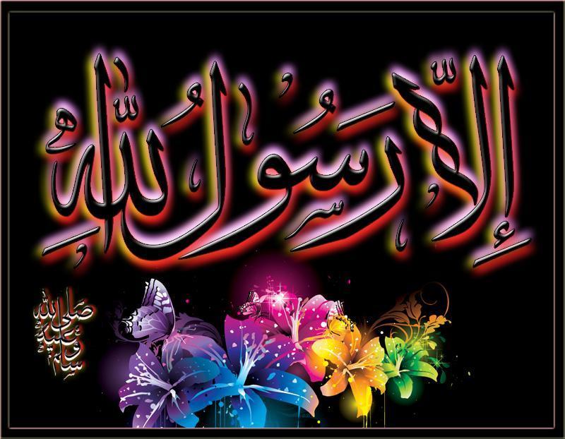 إلا رسول الله محمد ( صل الله عليه وسلم ) .!   810