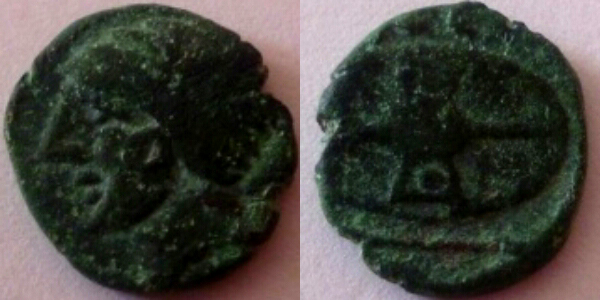 ¿Qué - es esta moneda? Celtib10