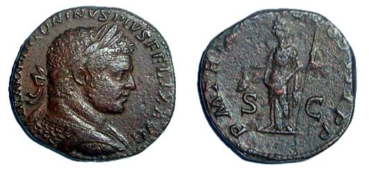 Sesterce pour Caracalla, mais lequel ? Gb1710