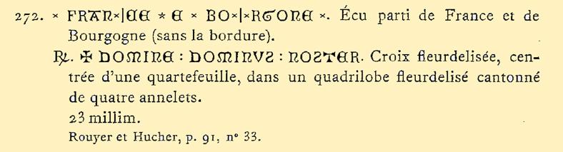 jeton français Rouyer10